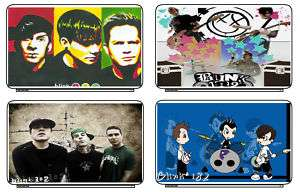 Bands Blink 182 Laptop Netbook Skin Decal Cover Sticker