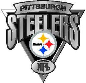 12 PITTSBURGH STEELERS 3 WINDOW / WALL DECAL like fat