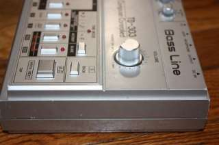 ROLAND TB 303 computer controlled BASS LINE * ORIGINAL analog synth