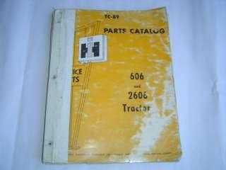 International Farmall Cub Tractor Parts Catalog Manual IH