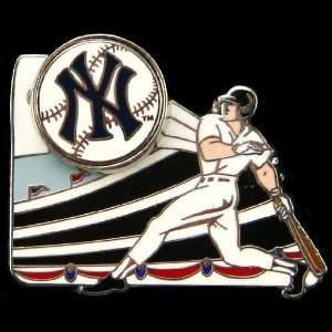 MLB New York Yankees Home Run Pin Sports & Outdoors