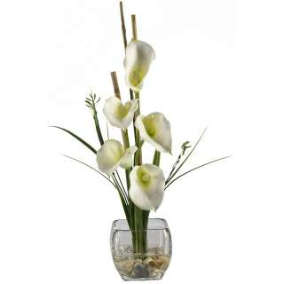 Faux Flower Arrangements on Liquid Illusion Silk Flower Arrangement 1118 Cream Pink Yellow