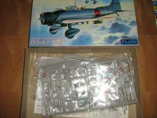 48 Fujimi japanese Aichi Type 99 val bomber model kit