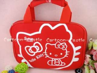 Hello Kitty Laptop Case Computer Bag Handle Red