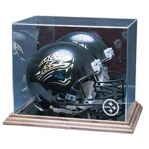 Pittsburgh Steelers NFL Full Size Football Helmet Display