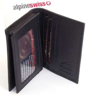 Wallet L Shape Trifold Secure Inside Bi Fold 10 Cards ID Window NEW