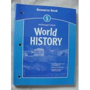World History Unit 5 Resource Book (Regional Civilizations & Empires