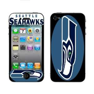 Meestick Seattle Seahawks Vinyl Adhesive Decal Skin for Iphone