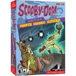Scooby Doo Case File #3 Frights Camera Mystery