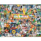 Collection Jigsaw Puzzles Pieces