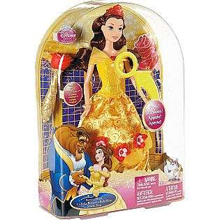 the Beast Magical Roses Belle Doll  Disney Princess Toys & Games Dolls