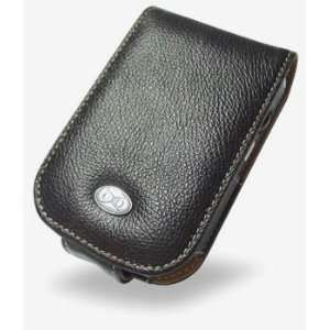 EIXO luxury leather case BiColor for Blackberry 8700r Flip