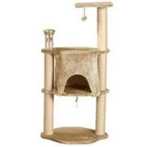 Whisker World 70211 Whisker World Cat Tower   Beige Pet