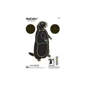 Visibility Paper Targets, Prairie Dog, 11x16   10pk