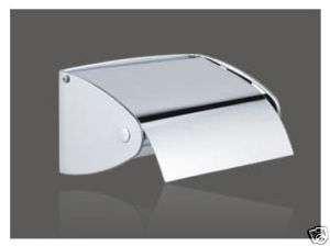 Luxury 304 Stainless Steel Toilet Roll Holder 003