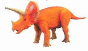 DINOSAUR KING SEGA PVC FIGURE Triceratops Rare