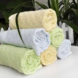 1PC New Soft 100% Bamboo Fiber Hand Towel Face Towel