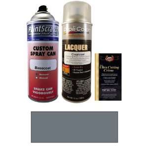 12.5 Oz. Charcoal Pearl Metallic Spray Can Paint Kit for
