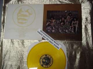 GRAND FUNK Were An American Band GFLD 73 LP GOLD VINYL