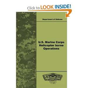 U.S. Marine Corps Helicopter borne Operations