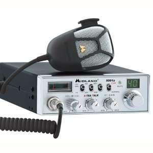 New High Quality Midland 5001, 40 Channel CB Radio