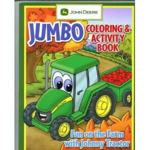 Fun On The Farm With Johnny Tractor (John Deere Series) Books