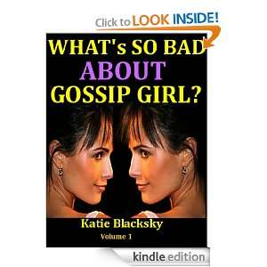 Gossip Magazines,Gossip in Church,Gossip Hollywood: Katie BlackSky