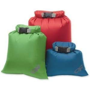 OUTDOOR RESEARCH DRY DITTY BAGS   SET OF 3   O/S