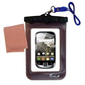 Gomadic Clean n Dry Waterproof Protective Case for the Samsung Suit