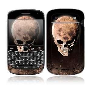 BlackBerry Bold 9900/9930 Decal Skin Sticker   Bad Moon