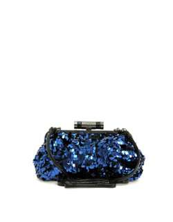 Fiorelli  Fiorelli Metallic Sequin Clutch And Shoulder Bag at ASOS