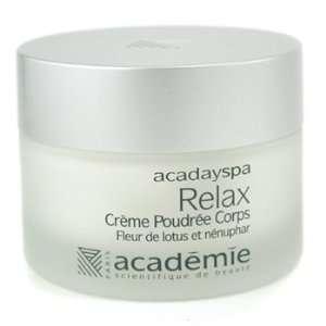 AcadaySpa Relax Body Powdered Cream: Beauty