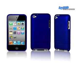 iPod Touch 4G 4 Hard Case Tasche Schutzhülle Hülle BLAU