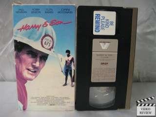 Harry & Son VHS Paul Newman, Robby Benson, Ellen Barkin