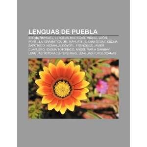 Idioma náhuatl, Lenguas mixtecas, Miguel León Portilla, Gramática