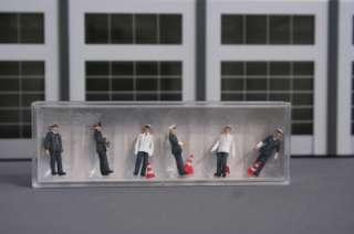 Preiser Figuren H0 10422, Polizei BRD