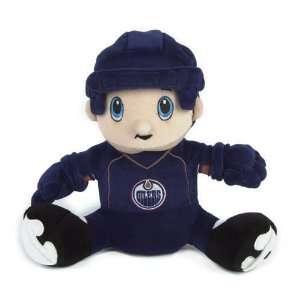 Edmonton Oilers 9 Plush NFL Football Team Mascot Stuffed