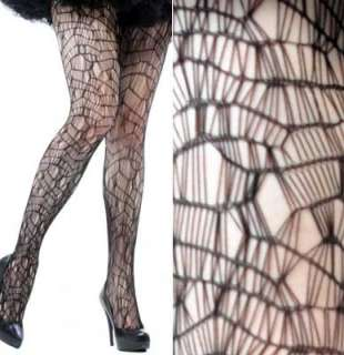 Lip Service Ripped Fishnet Tights Pantyhose Stockings