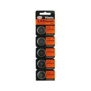 Vinnic CR2025 3V Lithium Coin Cell Batteries   DL2025