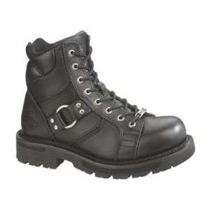 Harley Davidson Footwear D84189 Womens Maddy Boots