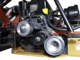Belt Drive V5 11 für HSP, Himoto, Amewi, Redcat, CS Electronics, LRP