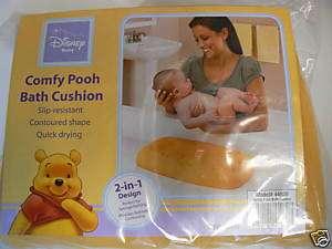 Disney Baby Pooh Bath Cushion   Great Baby Shower Gift