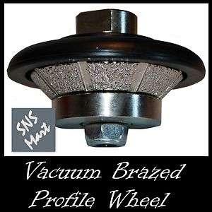 DIAMOND PROFILE WHEEL Bit Bevel 1 3/16 30 mm E30 4 Grinder Wet