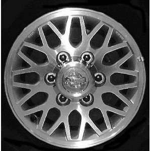ALLOY WHEEL nissan PATHFINDER 96 15 inch suv: Automotive