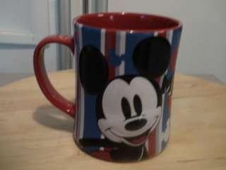 Disney 3D Mickey Mouse Mug  NEW