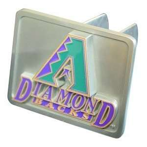Arizona Diamondbacks Trailer Hitch Cover Automotive