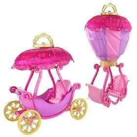 BARBIE & THE THREE MUSKETEERS MAGICAL BALLOON CARRIAGE