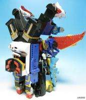 Bandai Tensou Sentai Goseiger DX Datas Hyper Megazord