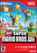 New Super Mario Bros. Wii (Nintendo Wii) 045496901738