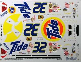 32 Ricky Craven 2003 Tide Pontiac Grand Prix